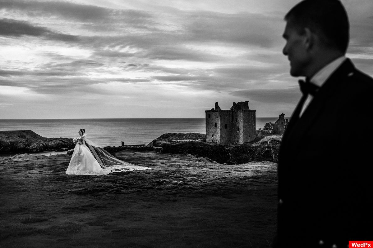 Scotish wedding