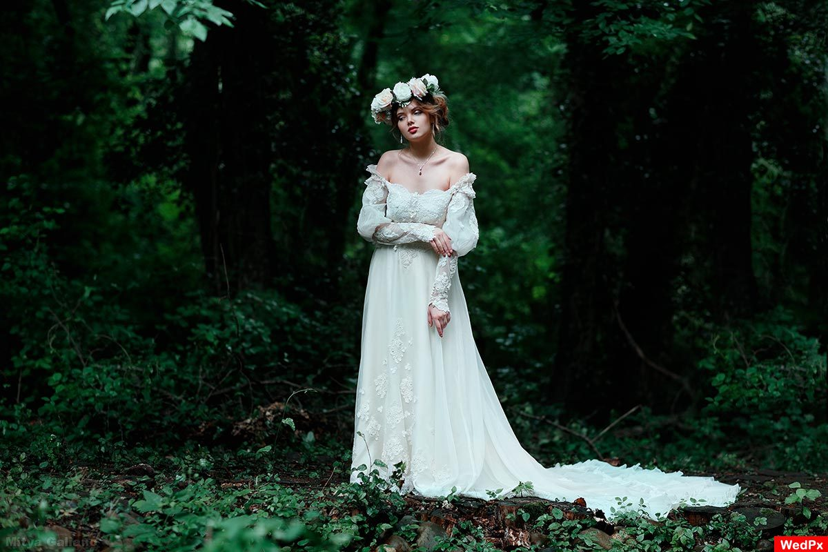 Bride Forest Nymph