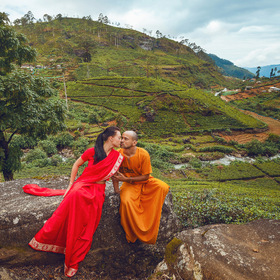 Lovestory in Sri-Lanka
