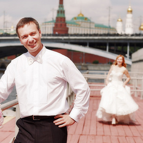 Moscow Wedding