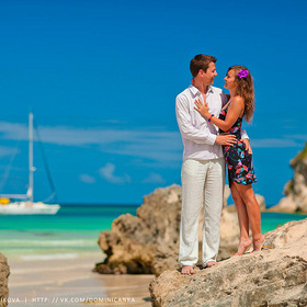 Wedding Photo Sessions in Dominican Republic