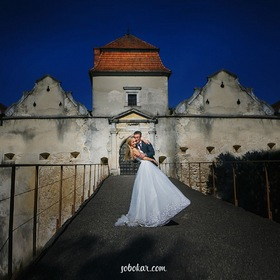 Wedding in the castle